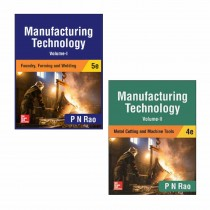TMH Manufacturing Technology Vol 1 & 2 By Rao