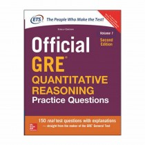 TMH Official GRE Quantitative Reasoning Practice Questions