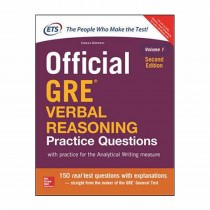 TMH Official GRE Verbal Reasoning Practice Questions