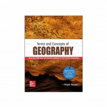 TMH Terms And Concepts Of Geography By Majid Husain