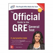 TMH The Official Guide To The GRE General Test