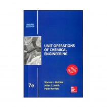 TMH Unit Operations In Chemical Engineering By Mccabe Smith