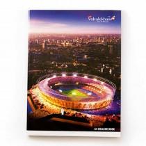 Vidyalekhan A4 College Book (Pack of 6)