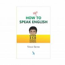 Vishwakarma Publication How not to Speak English By Sethi