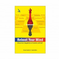 Vishwakarma Publication Reboot Your Mind Move from Negativity to Positivity with NLP By Captain Apte