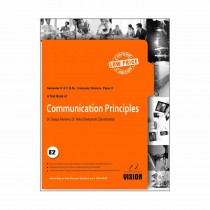 Vision Publications Communication Principles For SY BCs Sem II By Ramne
