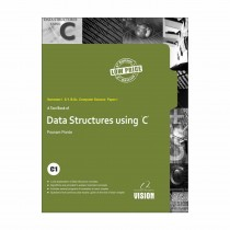 Vision Publications Data Structures Using C For SY BCs Sem I By Pande