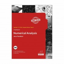 Vision Publications Numerical Analysis (Mathematics II) For SY BCs Sem I By Pandhari