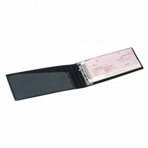 WorldOne Cheque Book Cover (Pack of 2)
