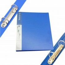 WorldOne PP Ring Binder File A4 17mm (Pack of 2)
