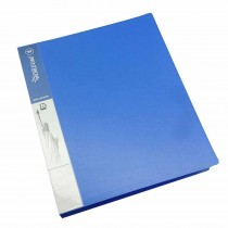 WorldOne PP Ring Binder File A4 D Clip 25mm (Pack of 2)