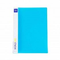 WorldOne Sandy Report File A4 (Pack of 2)